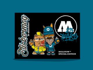 Molotow Stickermag Special Edition